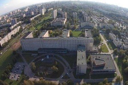Елизаветинская больница № 3 📍 на ул. Вавиловых, д. 14 в Санкт ...