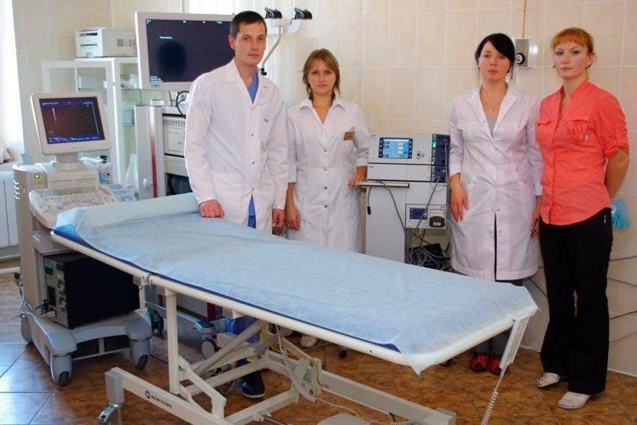 Гистероскопия город киров северная больница источник видимого света для волс